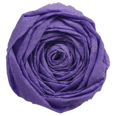 Clairefontaine Krepp-Papier, (B)500 mm x (L)2,5 m, violett