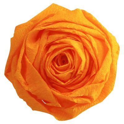 Clairefontaine Krepp-Papier, (B)500 mm x (L)2,5 m, orange
