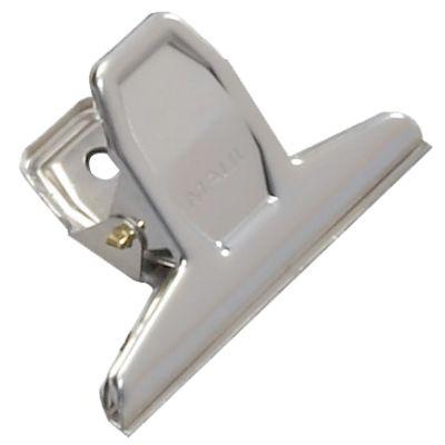 MAUL Briefklemmer MAULpro, Metall, nickel, Breite: 125 mm