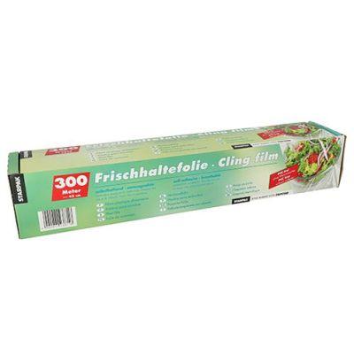 PAPSTAR Frischhaltefolie, Breite: 300 mm, Großrolle