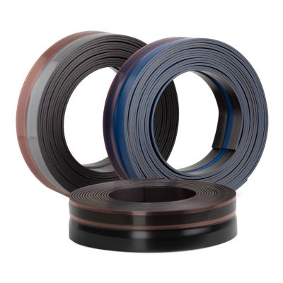 DURABLE Magnetrolle DURAFIX ROLL, selbstklebend, silber