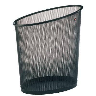 ALBA Papierkorb MESHCORB P, aus Drahtmetall, 18L, pflaume