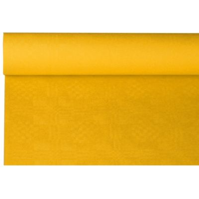 PAPSTAR Damast-Tischtuch, (B)1,2 x (L)8 m, rot