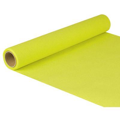 PAPSTAR Tischläufer ROYAL Collection, gelb