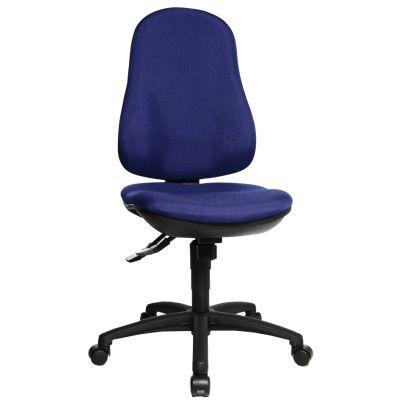 Topstar Bürodrehstuhl Support SY, dunkelblau