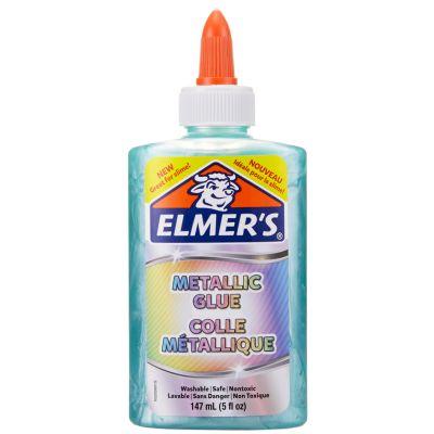 ELMERS Metallic Bastelkleber, grün, 147 ml