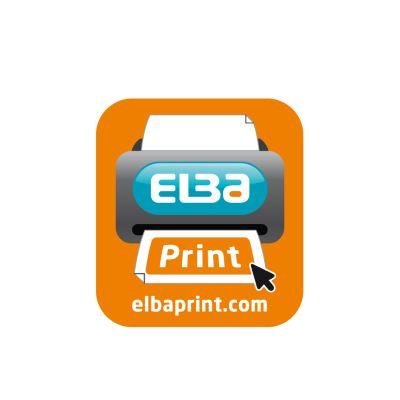 ELBA Ordner smart pro, Rückenbreite: 80 mm, pink