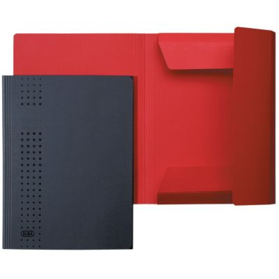 ELBA chic-Sammelmappe aus Karton, A4, grün