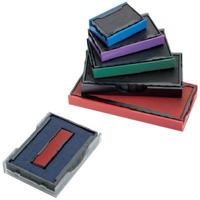 trodat Ersatzstempelkissen 6/4750/2, blau/rot