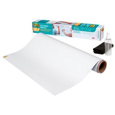 Post-it Flex-Write Whiteboard-Folie, 914 x 609 mm, Rolle