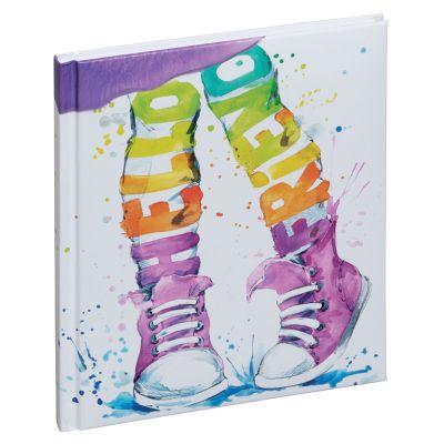 PAGNA Poesiealbum Pferde Idylle, 64 Blatt