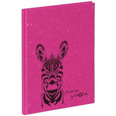 PAGNA Notizbuch Panda, DIN A5, 64 Blatt, dotted, mint
