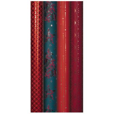 Clairefontaine Weihnachts-Geschenkpapier Velvet