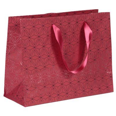 Clairefontaine Weihnachts-Geschenktüte Velvet, klein