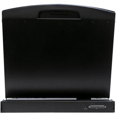 LogiLink 19 LCD KVM Konsole mit 43,48 cm (17) TFT-Monitor