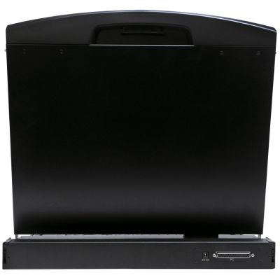 LogiLink 19 LCD KVM Konsole mit 48,26 cm (19) TFT-Monitor