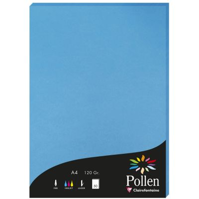 Pollen by Clairefontaine Papier DIN A4, weiß