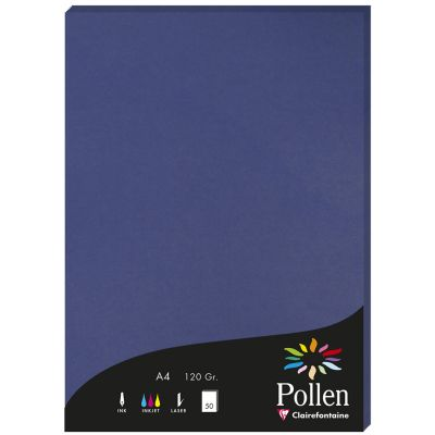 Pollen by Clairefontaine Papier DIN A4, fuchsia