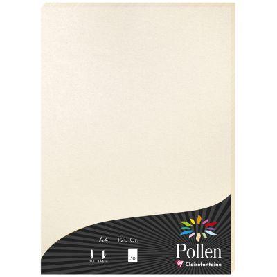 Pollen by Clairefontaine Papier DIN A4, koalagrau