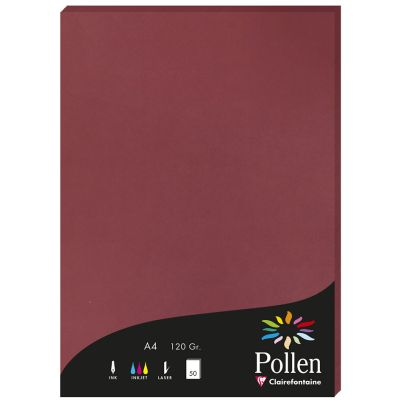 Pollen by Clairefontaine Papier DIN A4, sonne