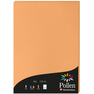 Pollen by Clairefontaine Papier DIN A4, chamois