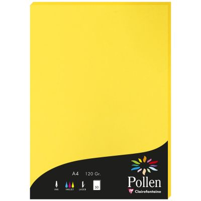 Pollen by Clairefontaine Papier DIN A4, clementine