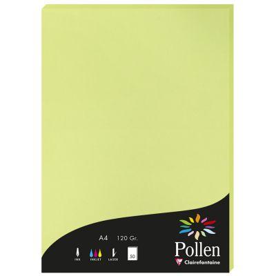 Pollen by Clairefontaine Papier DIN A4, bordeaux