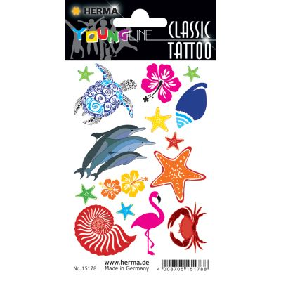 HERMA CLASSIC Tattoo Colour Ocean