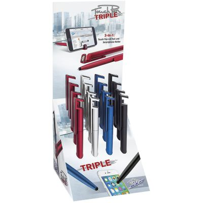 WEDO Eingabestift 3-in-1 TRIPLE, 16er Display