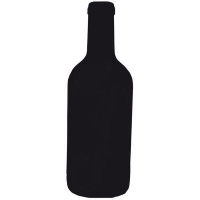 Securit Kreidetafel SILHOUETTE Flasche