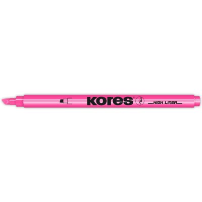 Kores Textmarker-Pen, Keilspitze: 0,5 - 3,5 mm, orange