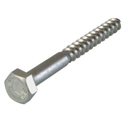 suki. Schlüsselschraube, Edelstahl, 8x50 mm, 10 Stück