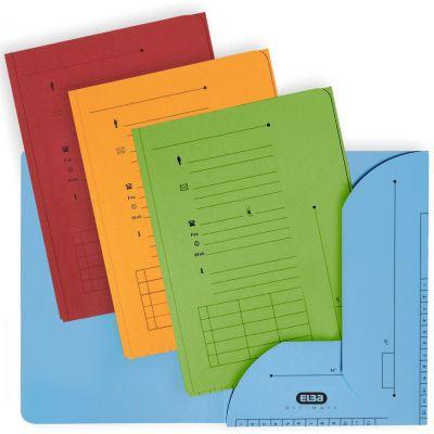 ELBA ULTIMATE Einstellmappe mit 2 Klappen, DIN A4, sortiert
