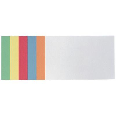 FRANKEN Moderationskarten Ovale, selbstklebend