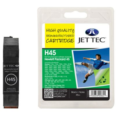 JET TEC wiederbefüllte Tinte 137H136401 ersetzt hp 364/