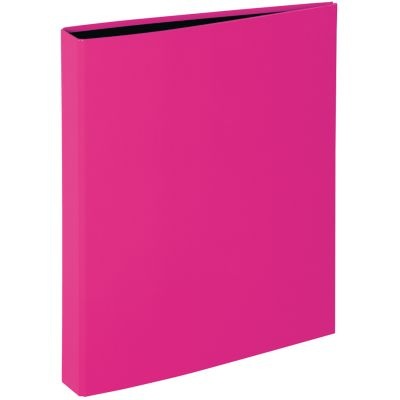 PAGNA Ringbuch Trend Colours, 2-Bügel-Mechanik, dunkelrosa