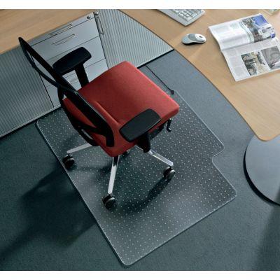 RS Office Antistatik-Bodenschutzmatte Rollstat, Form O