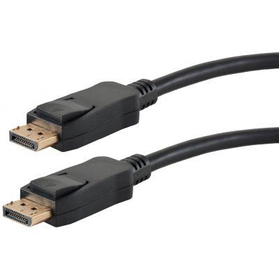 shiverpeaks BASIC-S Displayport Anschlusskabel, Länge: 3,0 m