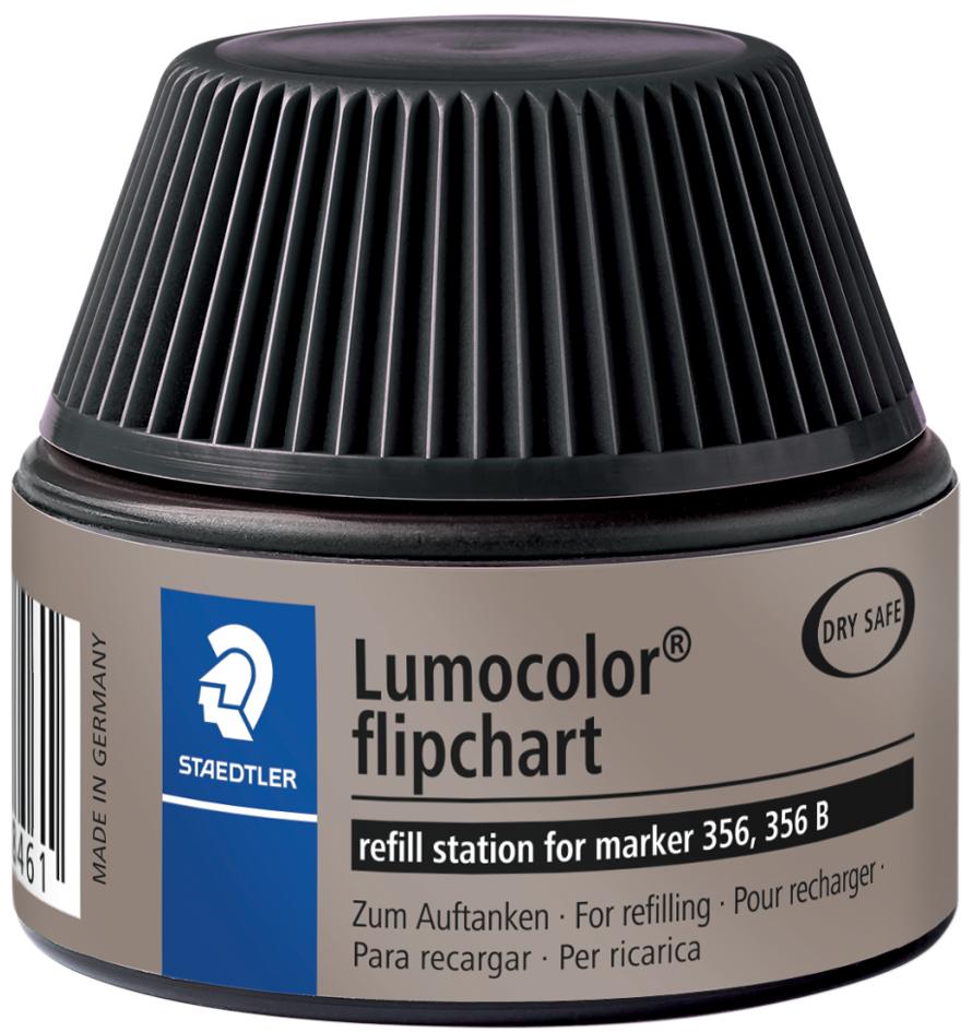 STAEDTLER Lumocolor Refill-Station 488 56, schwarz
