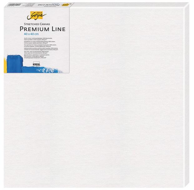 KREUL Keilrahmen SOLO Goya PREMIUM LINE, 600 x 800 mm