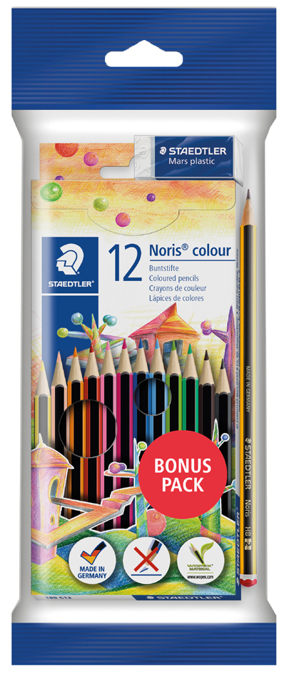 STAEDTLER Buntstift Noris Club Promotion Set