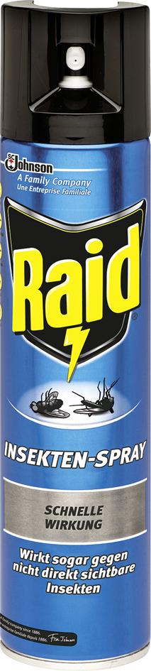 Raid Insektenspray, 400 ml Dose