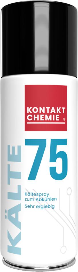 KONTAKT CHEMIE KÄLTE 75 Kältespray, 400 ml