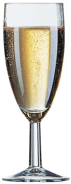 Esmeyer Arcoroc Sektglas/Sektkelch ´FIVESTAR´, 0,15 l