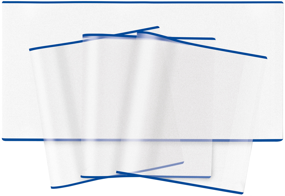 HERMA Buchschoner, (H)200 x (B)520 mm, transparent