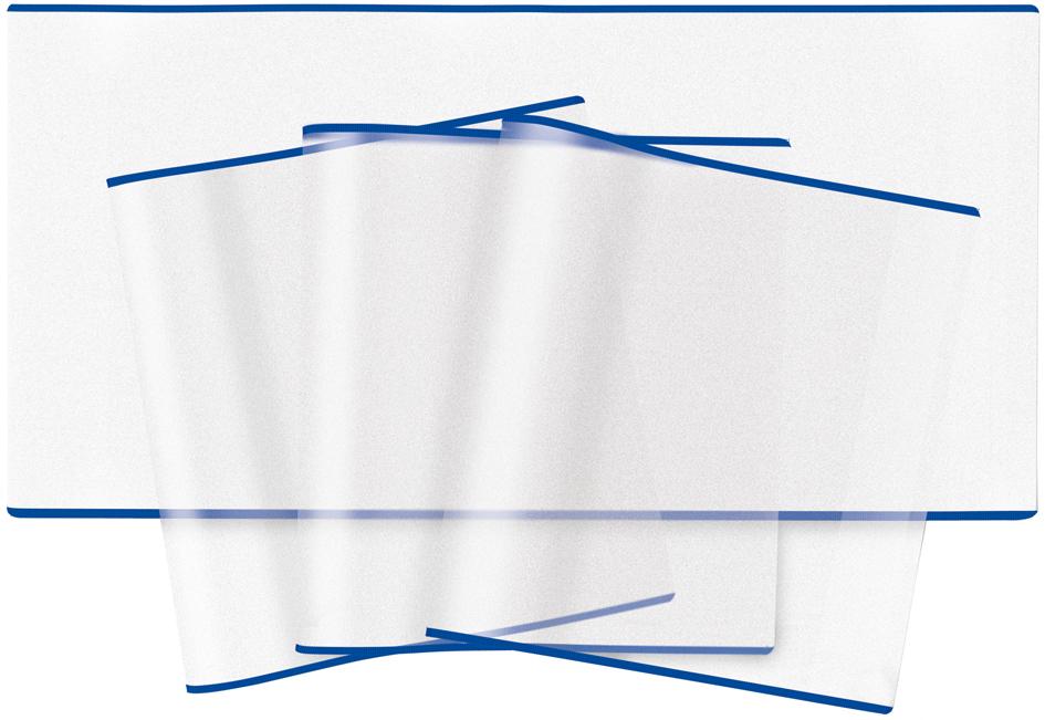 HERMA Buchschoner, (H)250 x (B)440 mm, transparent