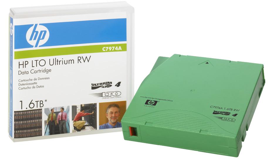 Hewlett Packard DATA Cartridge Ultrium LTO VII,6000/15000GB