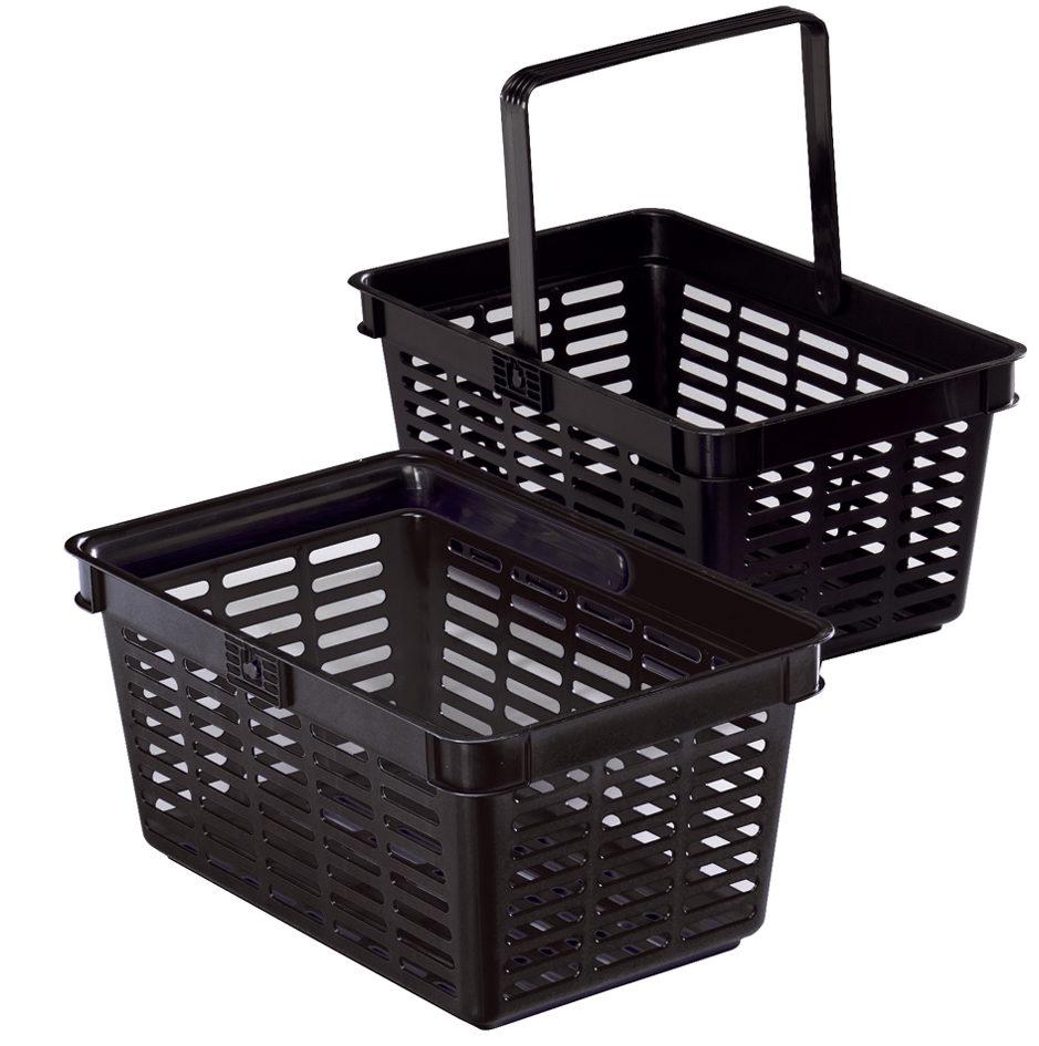 DURABLE Einkaufskorb SHOPPING BASKET 19, 19 Lit...