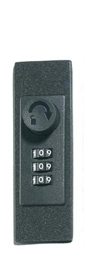 DURABLE Schlüsselkasten KEY BOX CODE 72, für 72...