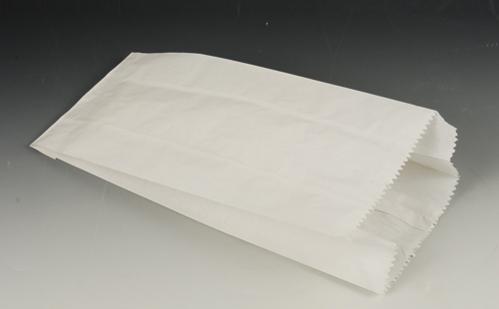PAPSTAR Papierfaltenbeutel, Maße: (B)100 x (T)50 x (H)240 mm